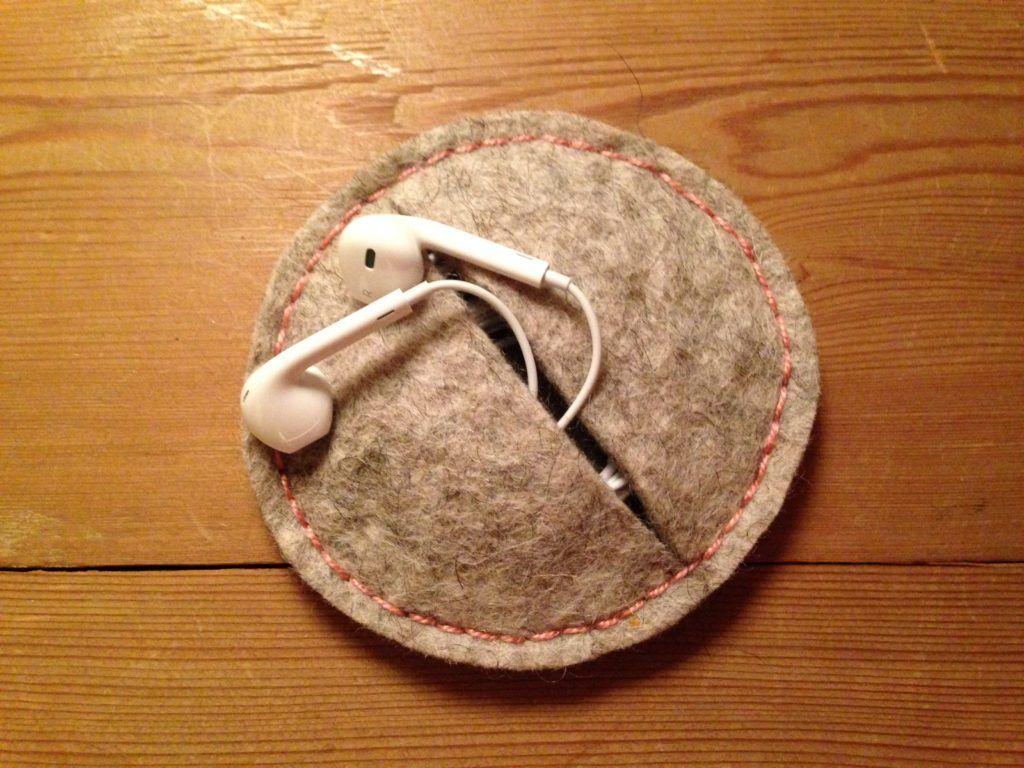 Styr på høretelefonerne!? | HUSBEHOU #hjemmelavedegaver