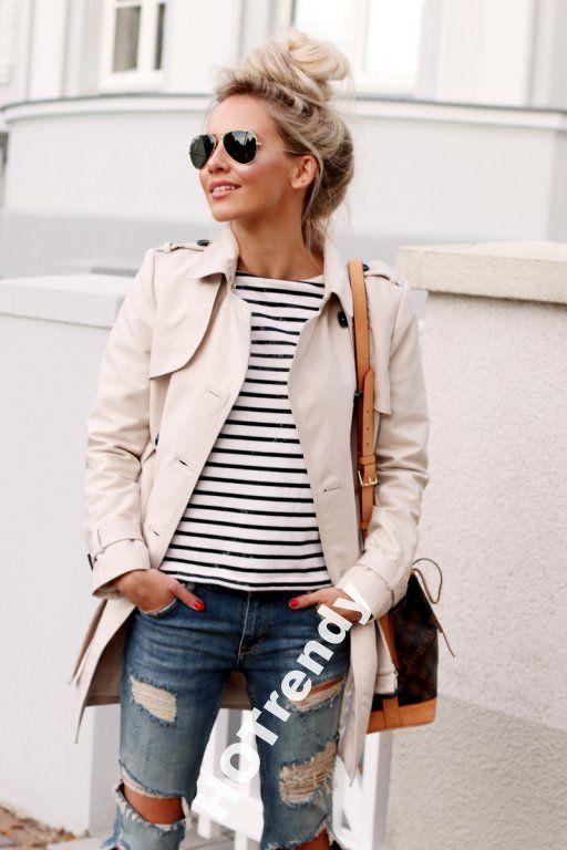 Zara Elegancki Trencz Plaszcz Bez Xs Wiosna Blog 6123963883 Oficjalne Archiwum Allegro Fashion Cute Outfits Casual Style