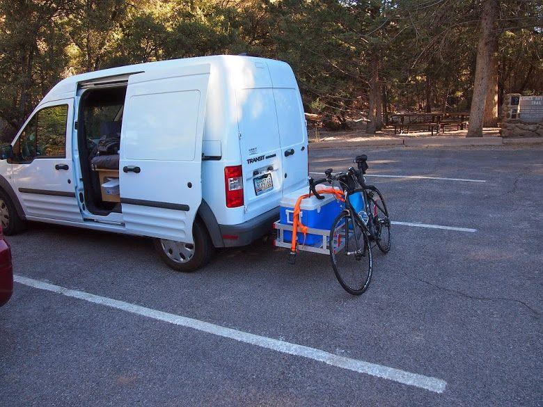 Micro Minivan Transit Connect Campervan Builds Camper Conversion