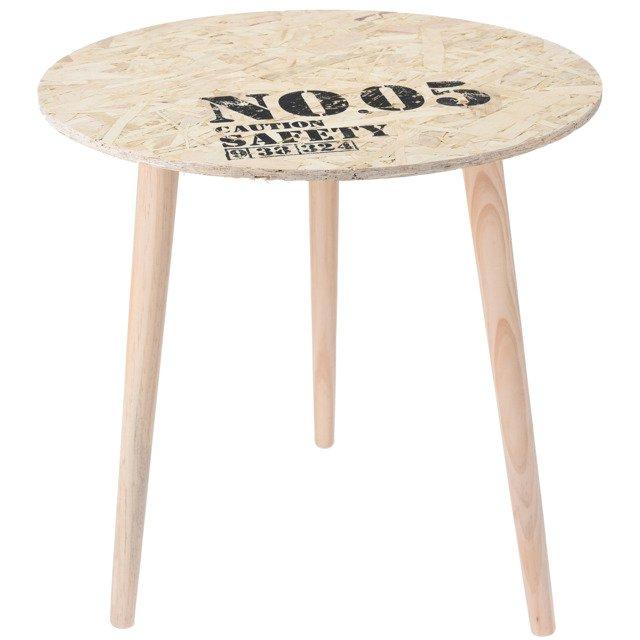 Stolik Okazjonalny Kawowy Cargo O 50 Cm Furniture Decor Home Decor