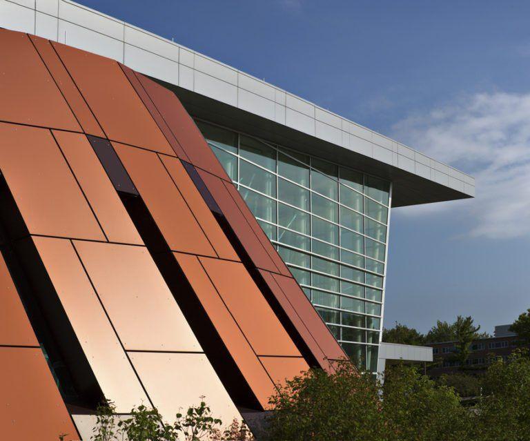 HPL Platten: eine moderne und praktische Entscheidung für den Innen- und Außenbereich – Architektur, Wandverkleidung – ZENIDEEN