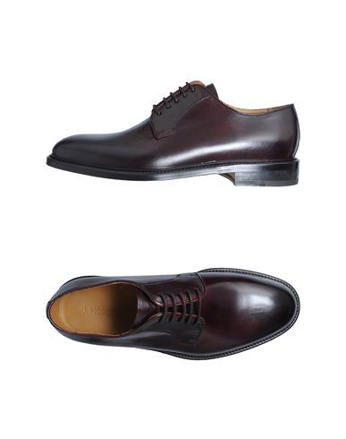 NEW J. HOLBENS MENS LACE-UP SHOE