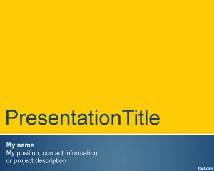 free formal template for powerpoint presentations abstract