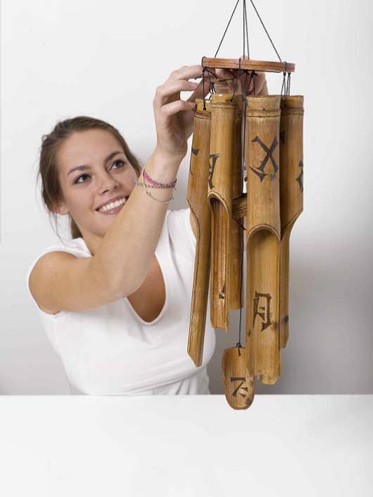 bambus windspiel in zen optik bauanleitung zum selber bauen bank bambus windspiele und spiele. Black Bedroom Furniture Sets. Home Design Ideas