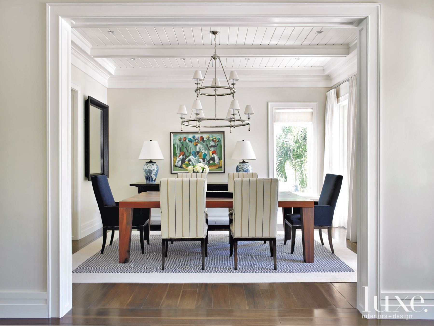 Rice worked with traditional New England architectural ...
