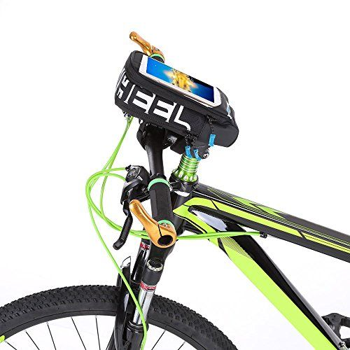 ROSWHEEL Bicycle Bag Touch Screen Bicycle Handlebar Phone…