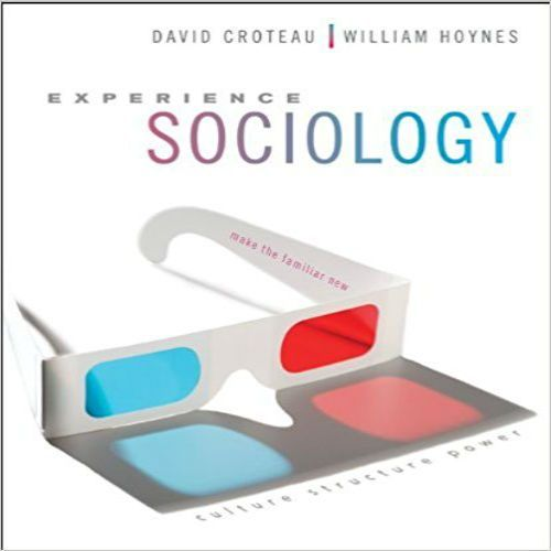Test bank for experience sociology 1st edition by croteau and hoynes test bank for experience sociology 1st edition by croteau and hoynes fandeluxe Gallery