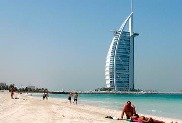 Mejor Playa De Dubái Dubai Beach Beach Honeymoon Destinations Beautiful Places To Visit