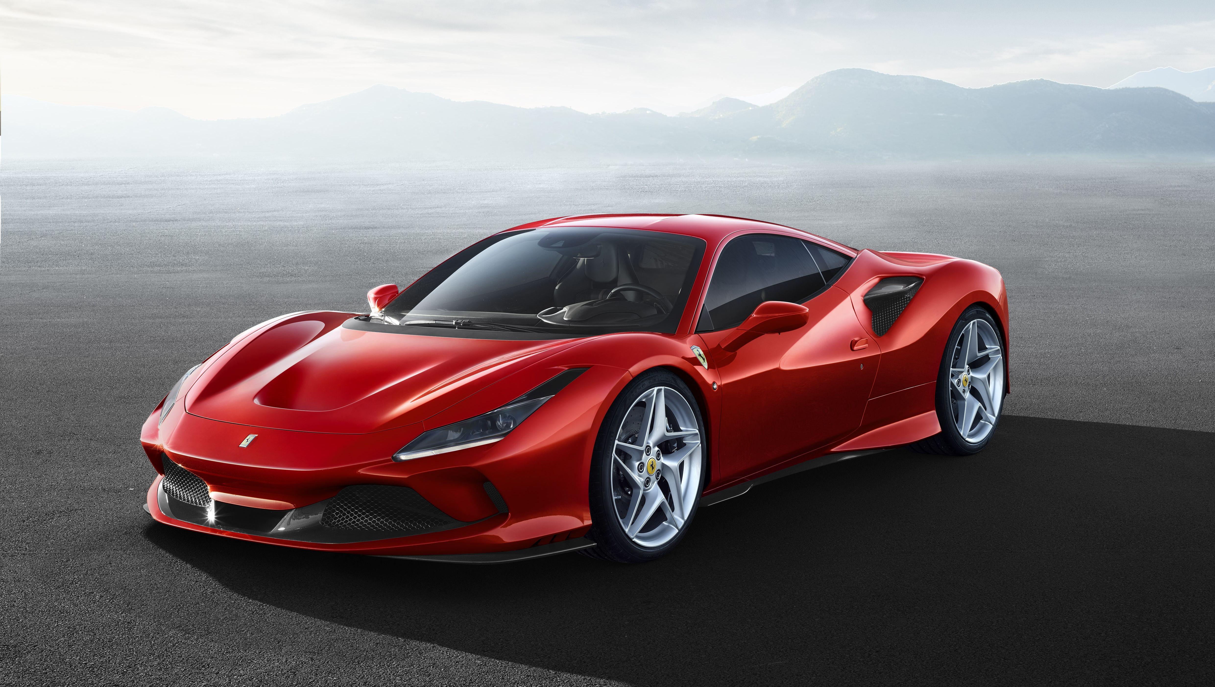 The 2020 Ferrari F8 Tributo Joins Ferrari S Lineup As A Successor