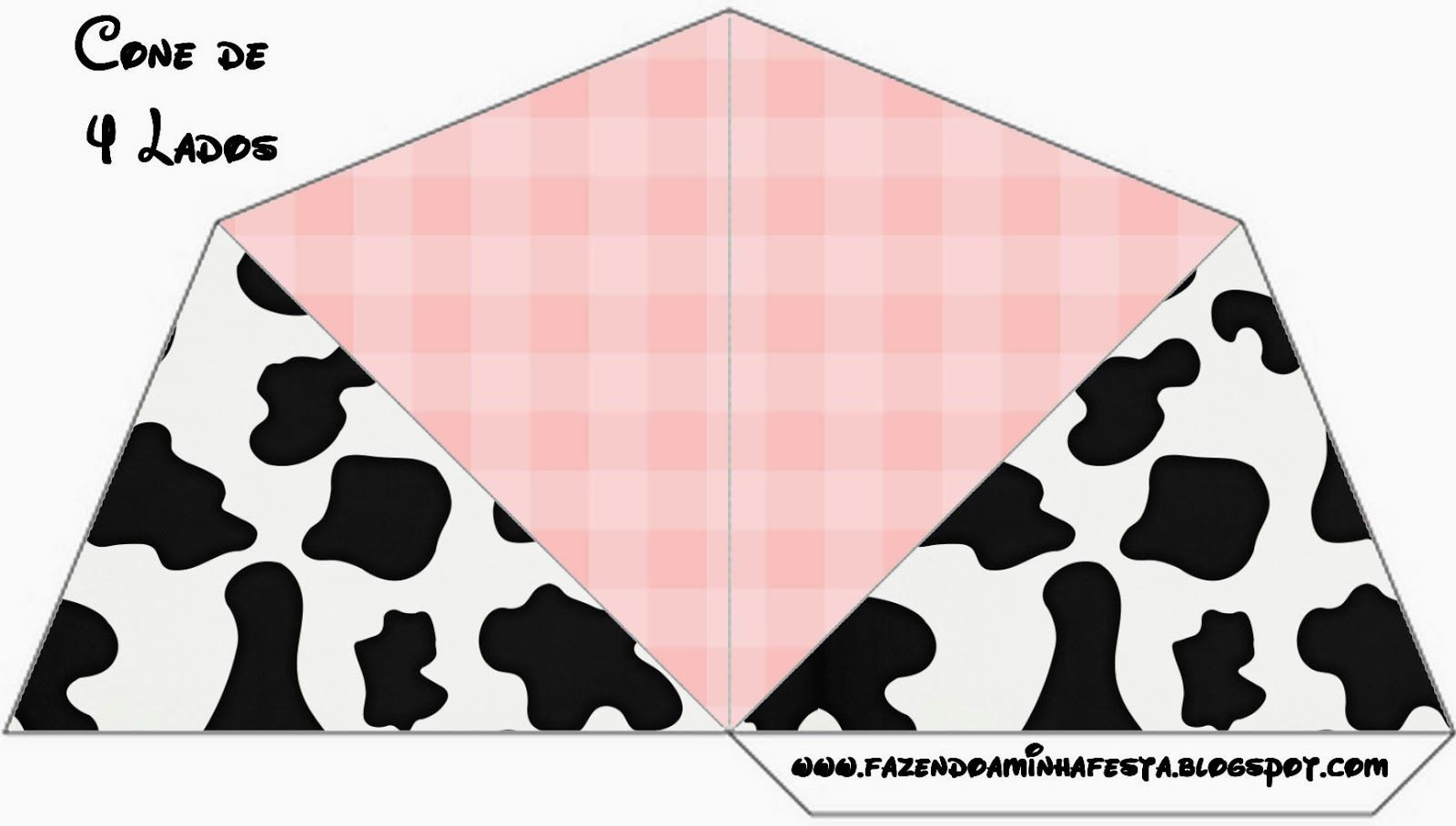 Cowgirl Party Free Party Printables