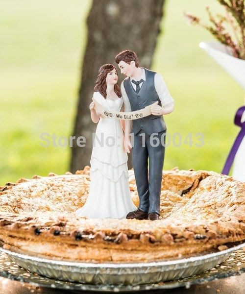 Wedding favor and decoration Indie Style Wedding Couple Figurine Resin Funny wedding Cake Toppers DG6-in Event & Party Supplies from Home & Garden on Aliexpress.com | Alibaba Group