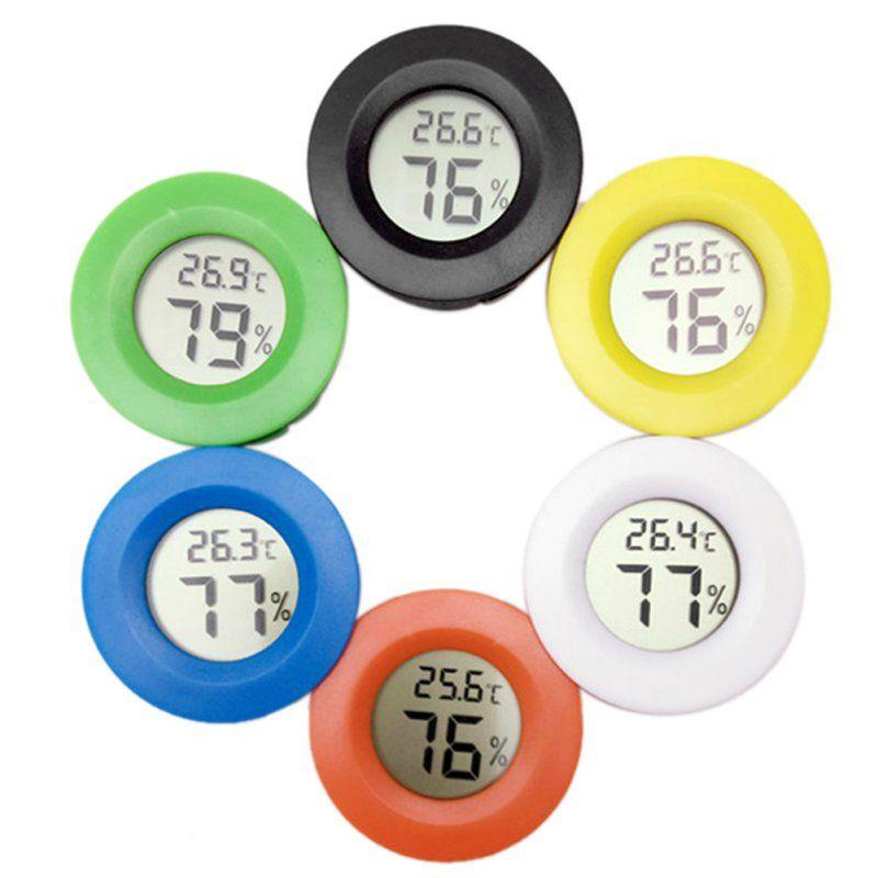미니 LCD 디지털 온도계 습도계 냉장고 냉동고 테스터 온도 습도 측정기 감지기