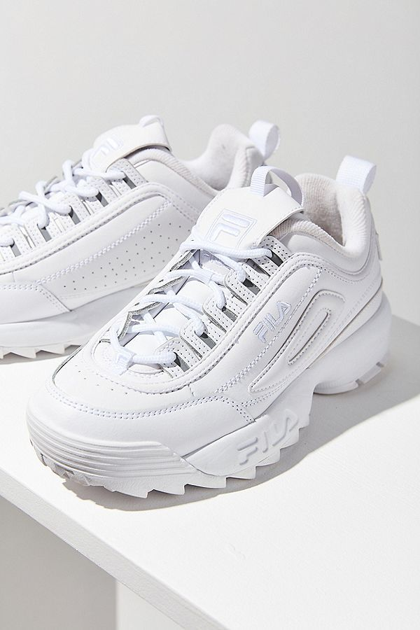 Pinterest Coveting 2 Sneaker Premium Mono Disruptor Fila qFnvAwTx8Y