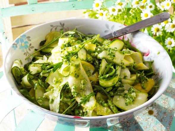 Grüne Gemüseküche