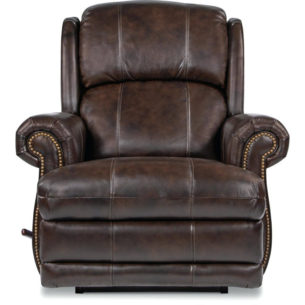 La Z Boy Recliners Kirkwood Reclina Rockerar Recliner With Nailhead Studs Lazy Boy Rocker Recliner Lazy Boy Sofa Recline Leather Wall Rocker Recliners Recliner