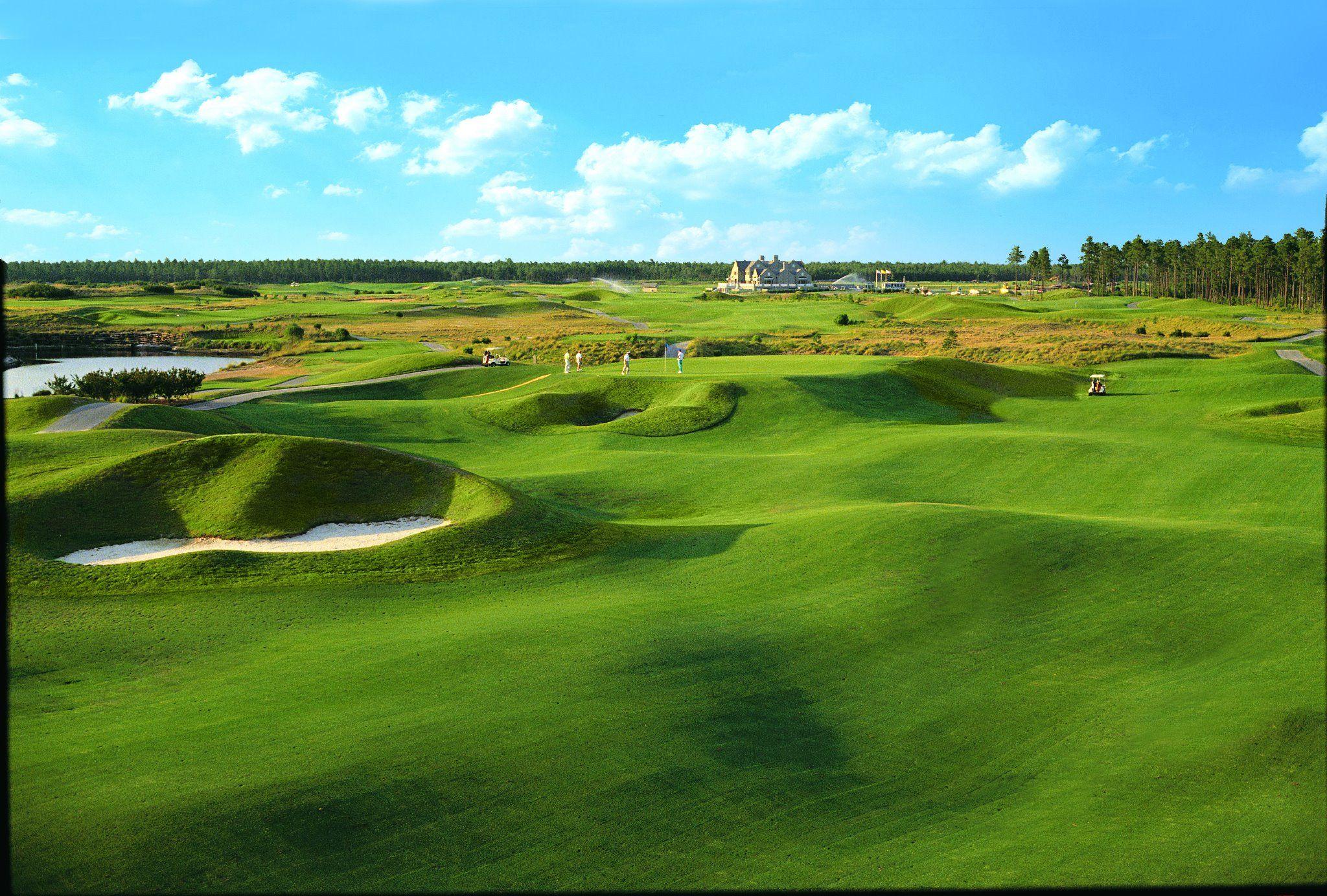 Legends Golf Resort Moorland Course, Myrtle Beach, SC