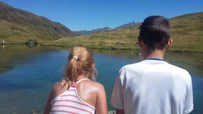 5 Rutas Para Hacer Con Niños En El Valle De Tena Tirolina Valle De Tena En Hoz De Jaca Tirolina Estaciones De Esqui Valle