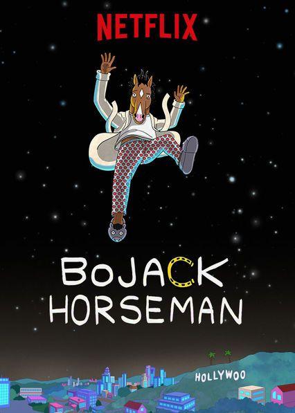 BoJack Horseman - Saison 3 La saison 3 de la série  BoJack Horseman est disponible en français sur Netflix Canada Netflix France  [traileraddict i...