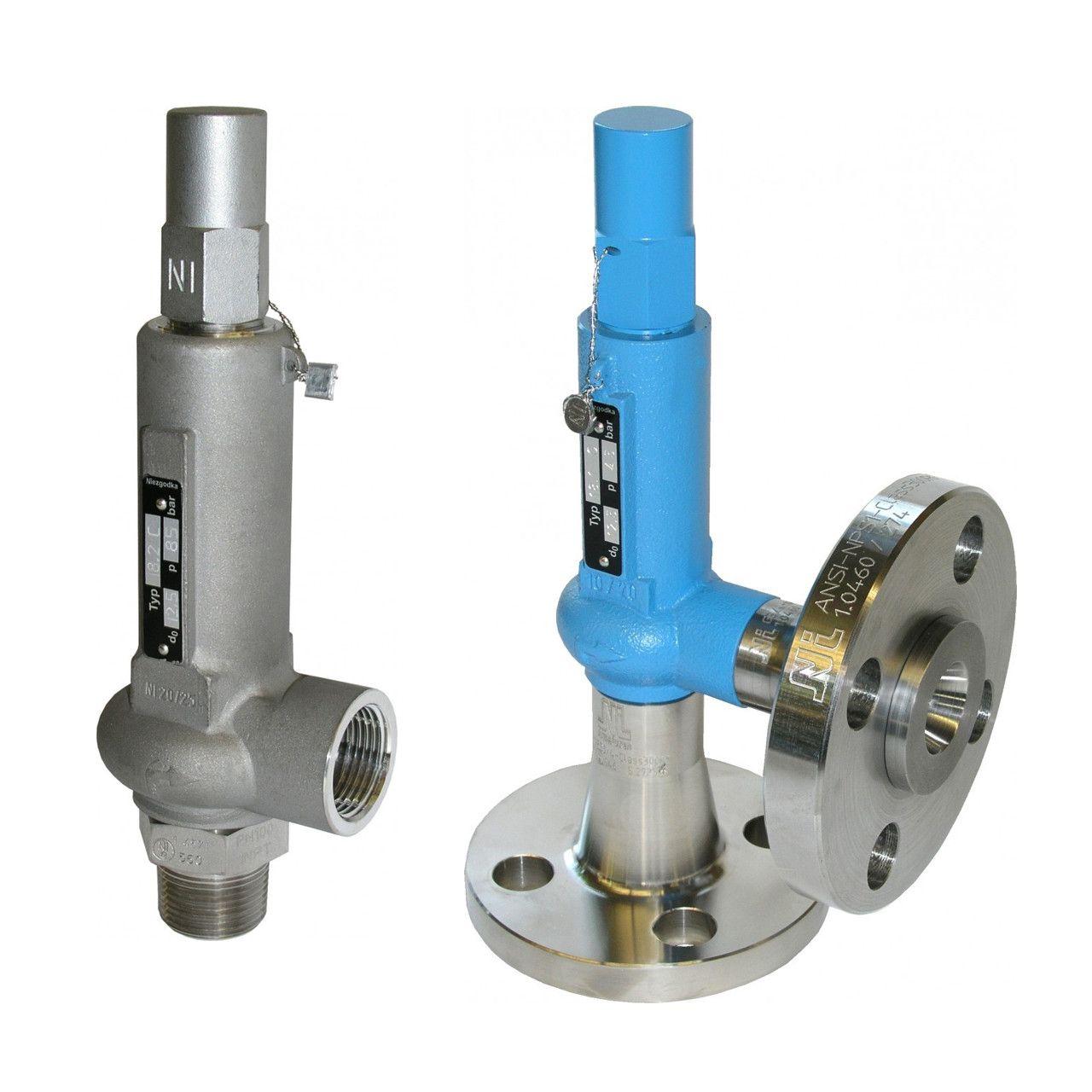Niezgodka type 18 relief valve with images relief
