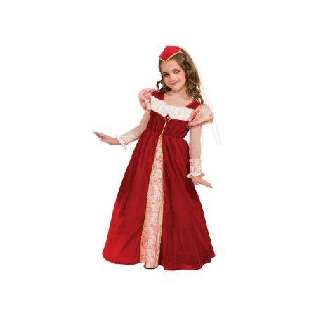 Ruby Jewel Princess big Girls Halloween Costume Ruby jewel