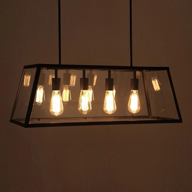 Ceiling Industrial Style Lighting