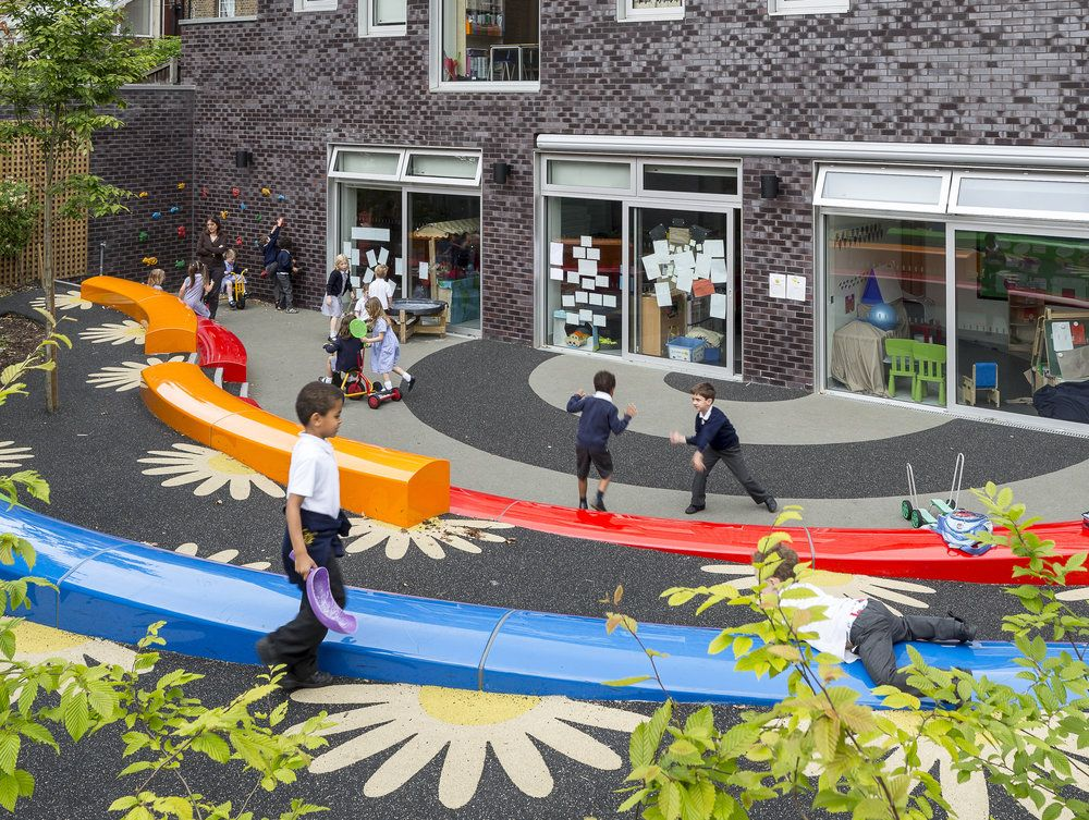 Emmanuel CE Primary School Grand Opening Landscape