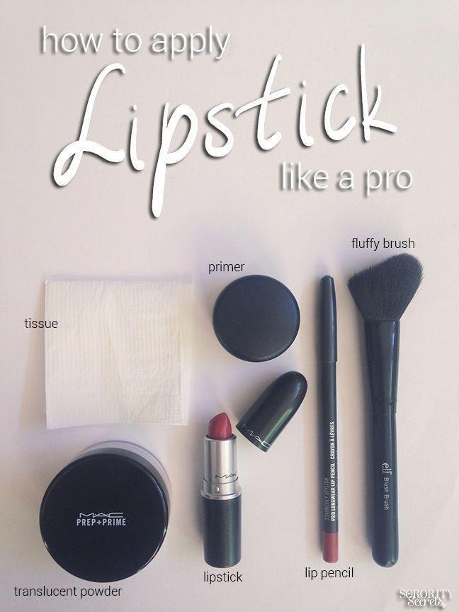 Neueste Lippenstifte für helle Haut  - Gorgeous Lipsticks -