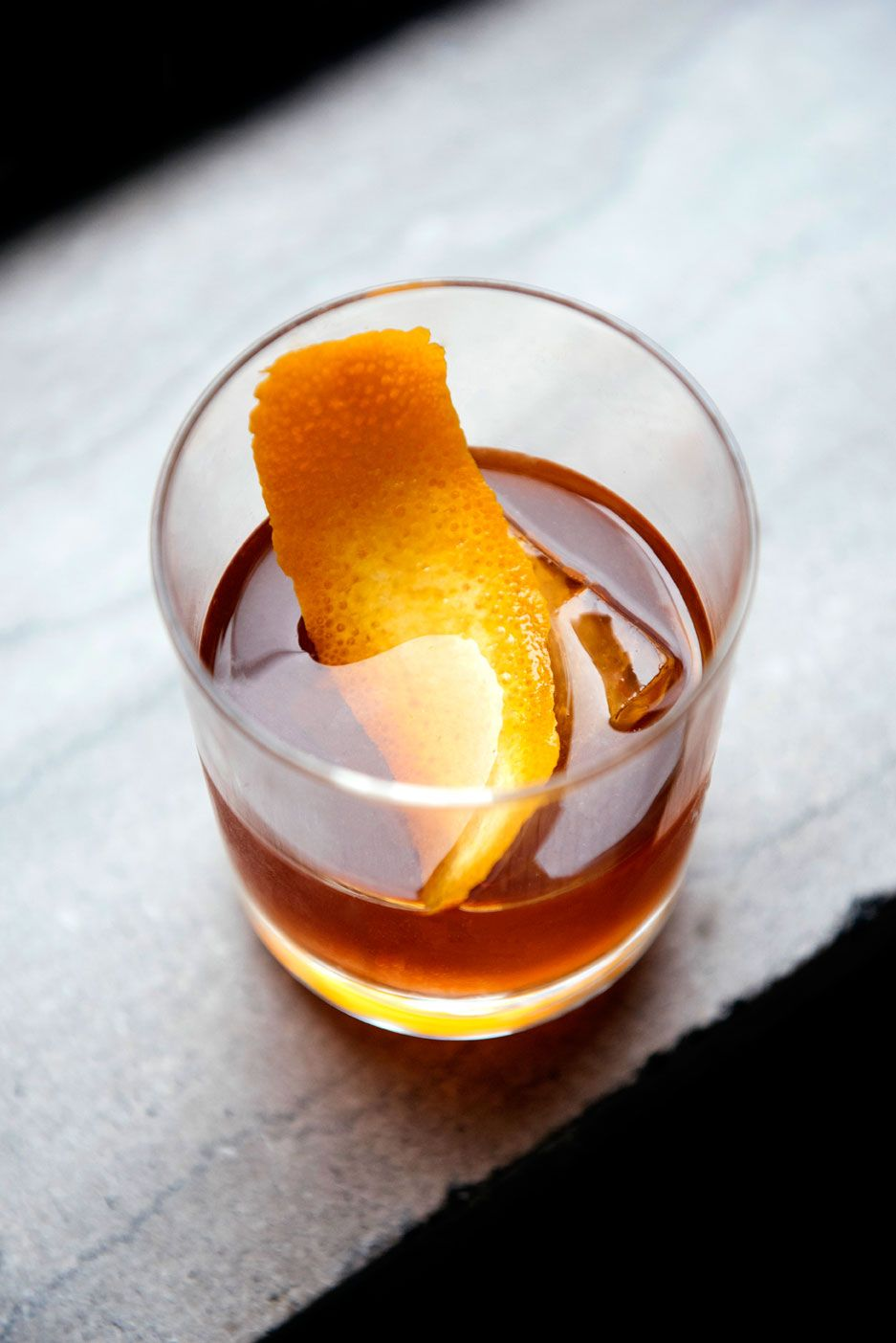 The French Connection Lillet Blanc Cognac Dash Of Orange Bitters Hint Of Honey Syrup Cravings Cocktail Recipes Food