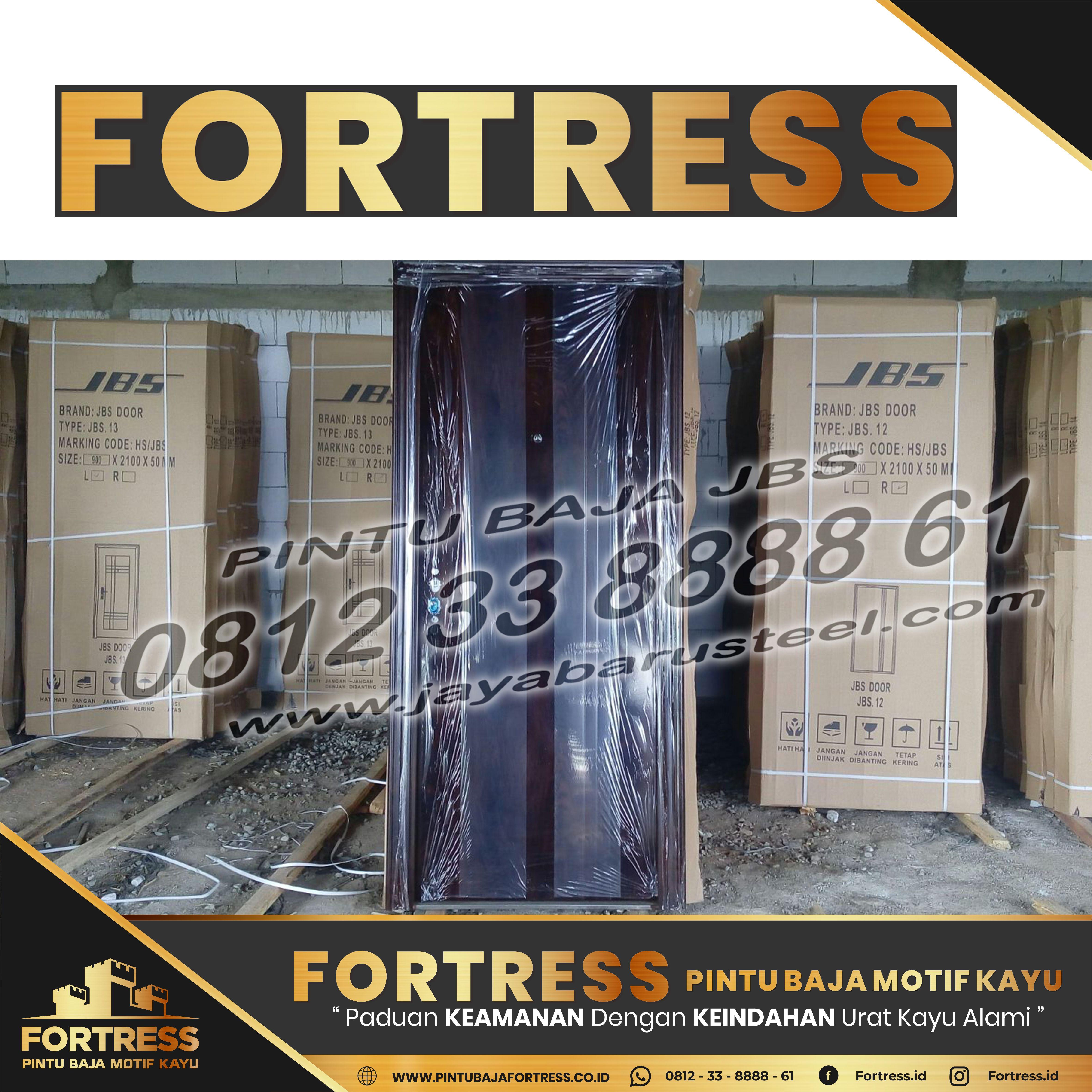 0812-91-6261-07 (FORTRESS) Pontianak Steel Valve Door, Price …