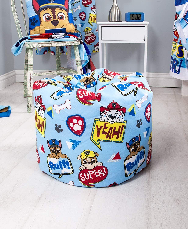 Paw Patrol Sitzsack A Perfecr Fur Kinderzimmer Oder Spielzimmer