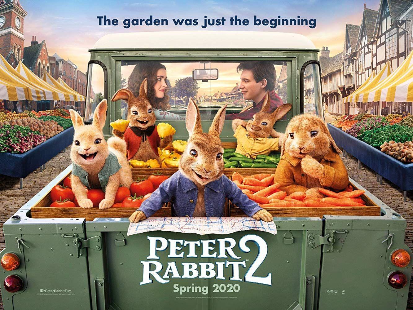 Watch Peter Rabbit 2 The Runaway (2020) HD Quality | Full movies online  free, Peter rabbit, Full movies