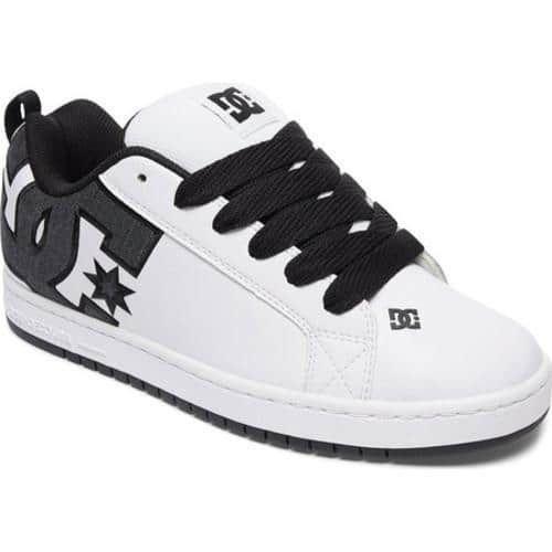c69b40d6401762 Men s DC Shoes Court Graffik SE White