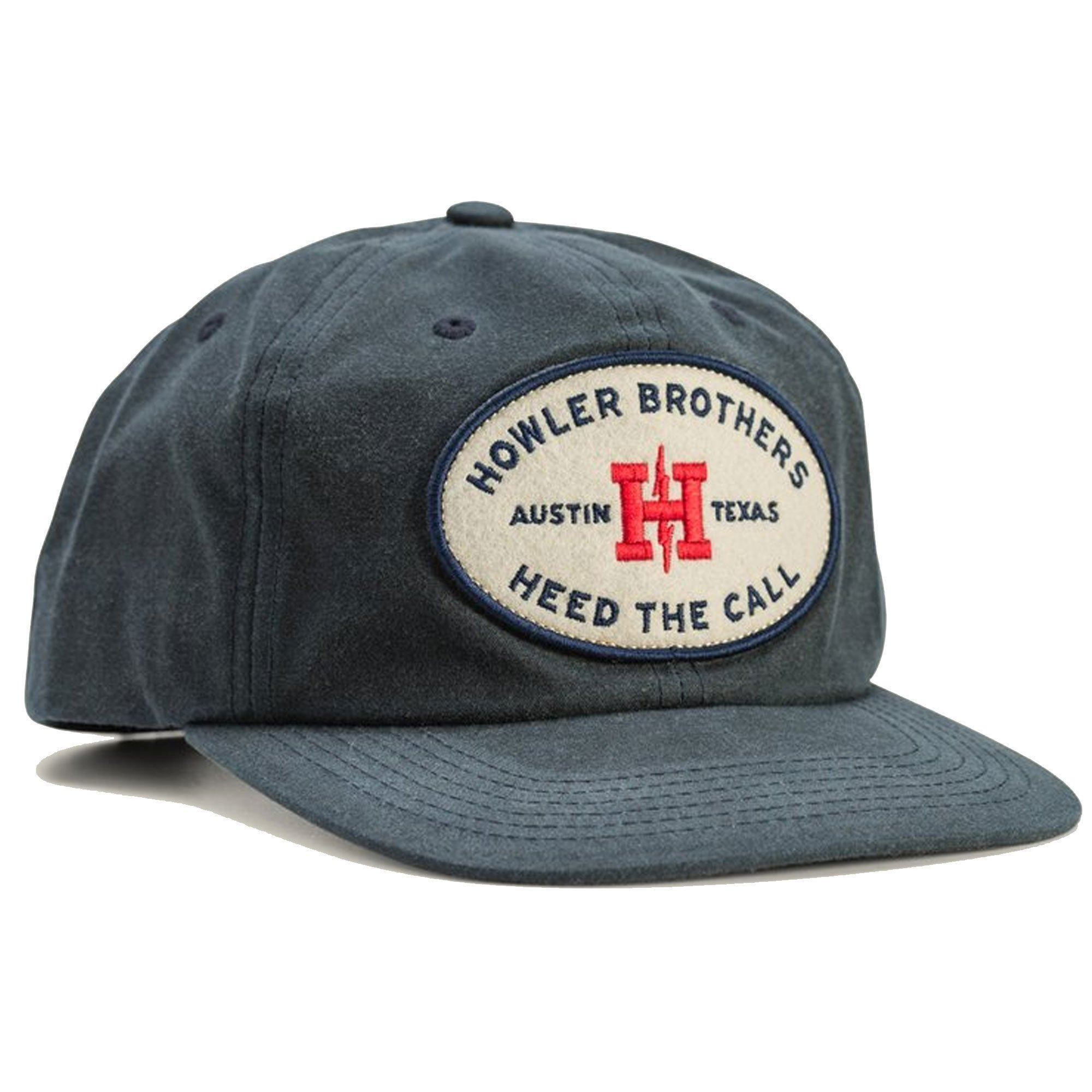 be8718eea16 Howler Brothers Men s Howler Oval Snapback Hat
