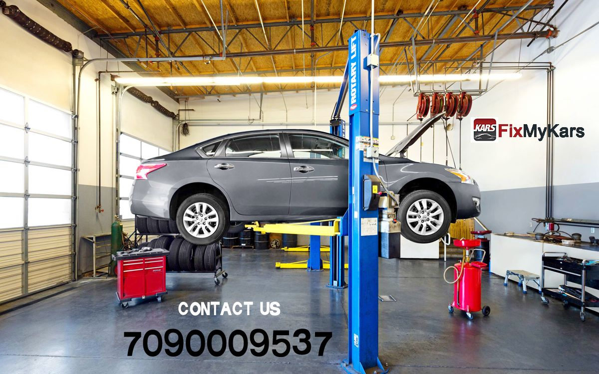 Auto Garage Near Me >> Pin By Fixmykars On Best Car Repair Service Center Bangalore