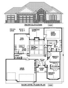 Nv ranch new ventures custom home designs online house floor plans also the bryson rh in pinterest