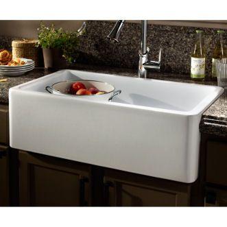 farmhouse kitchen sinks london 30   single bowl farm sink   shown in white but will be in      rh   pinterest com