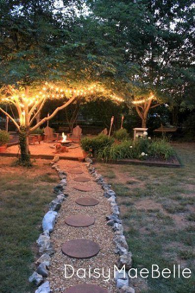 Photo of #beauteous #alluring #walkways #garden #little #heaven