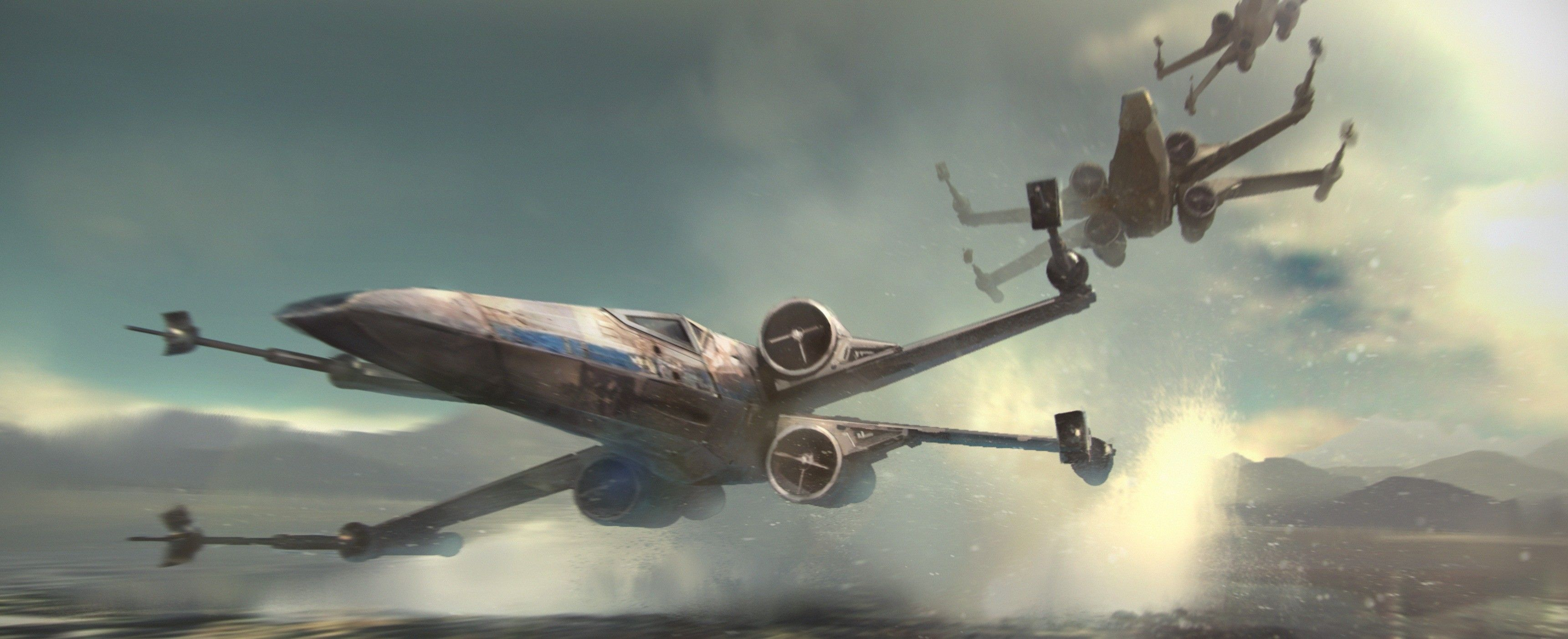 X Wing Star Wars Wallpaper Star Wars Concept Art Star Wars Fan Art