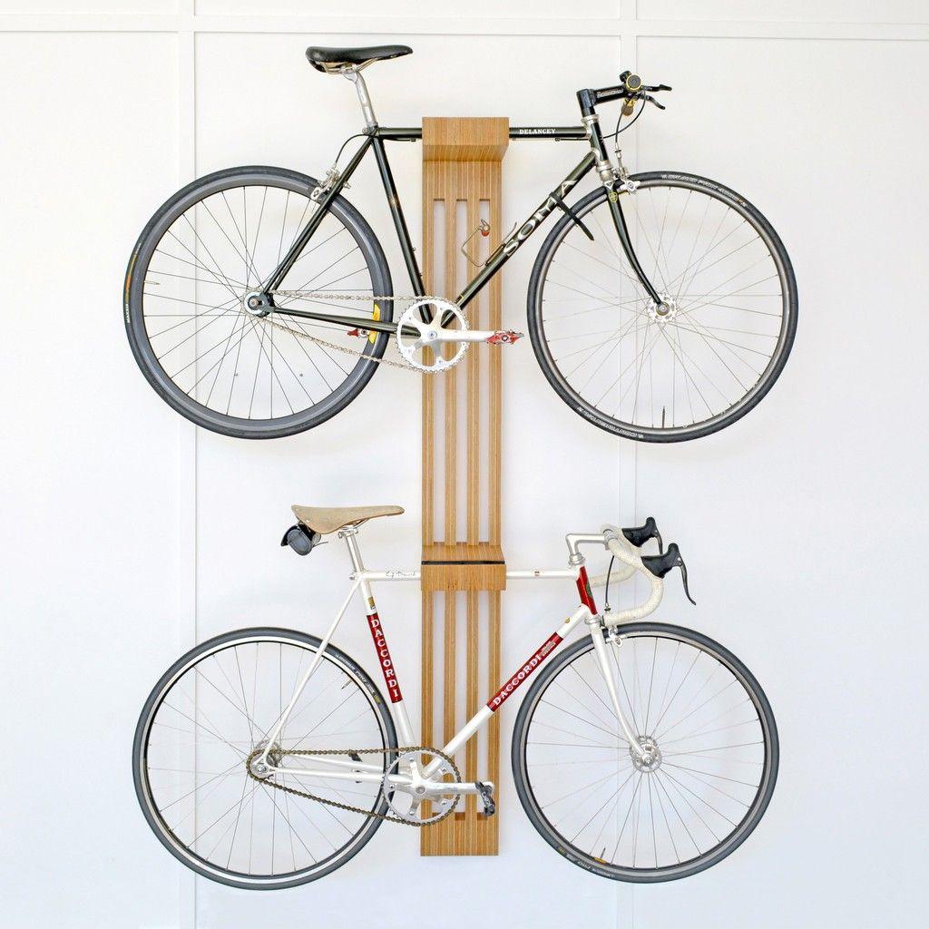 Accroche Velo à 23 idées déco de porte-vélo | range velo, ranger et porte-vélos