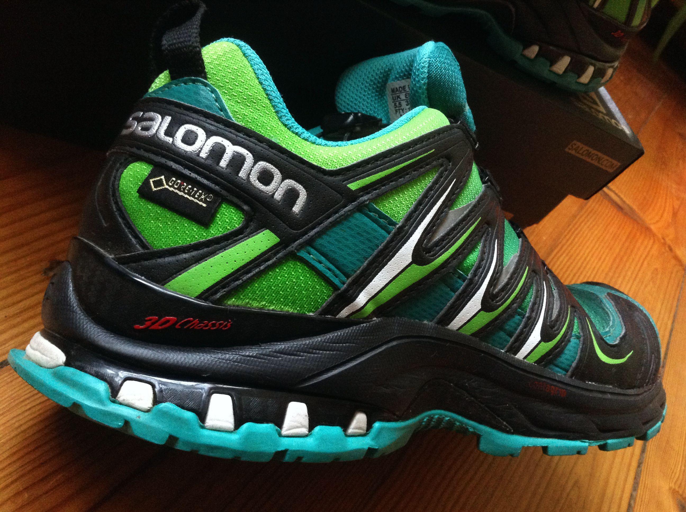 SALOMON XA Pro 3D GORETEX Mountain Trail | Wolle kaufen