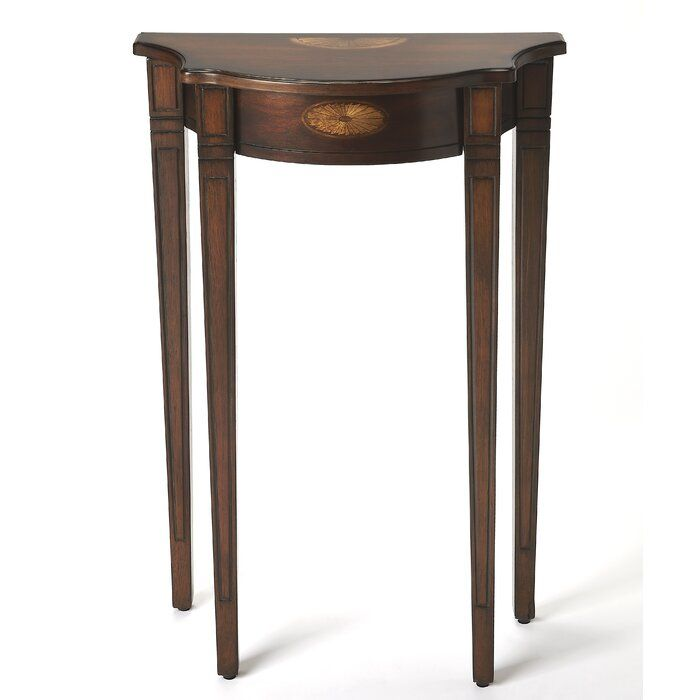 Photo of Amedori Demilune End Table