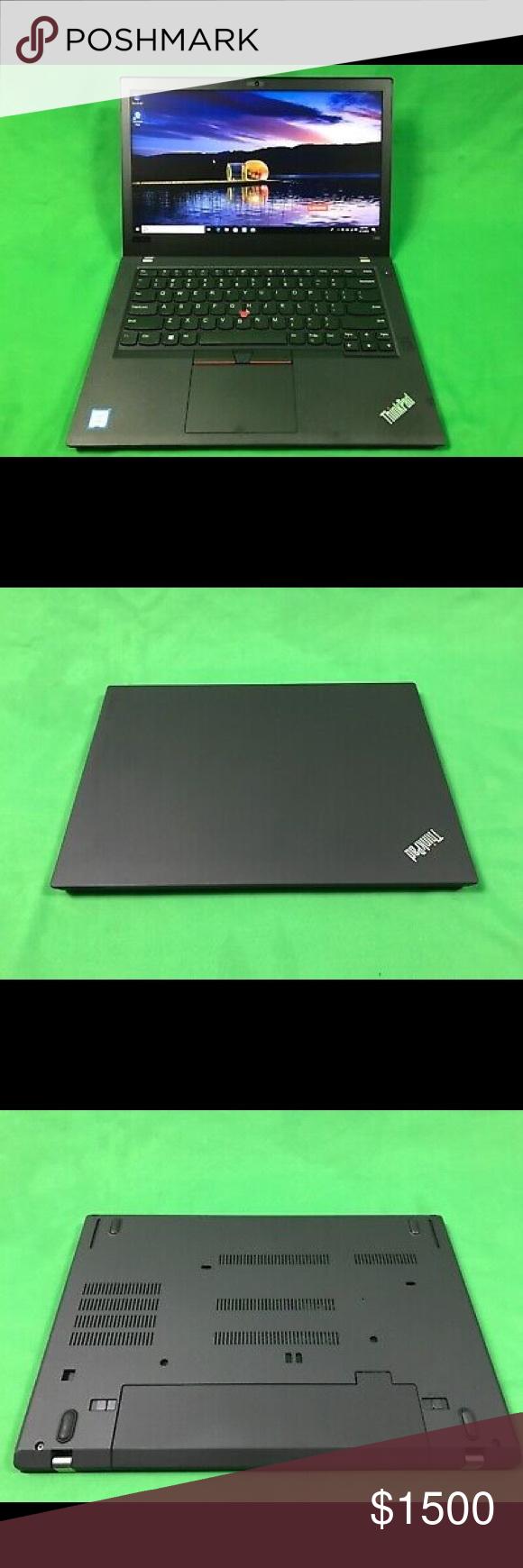Lenovo Thinkpad T480s i5-8350U 16GB DDR4 256GB SSD Lenovo