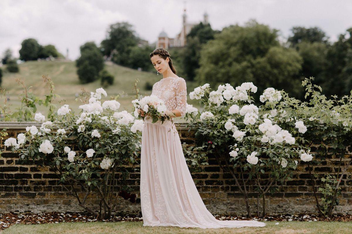 Kate Edmondson West London Wedding Dress Designer Wedding