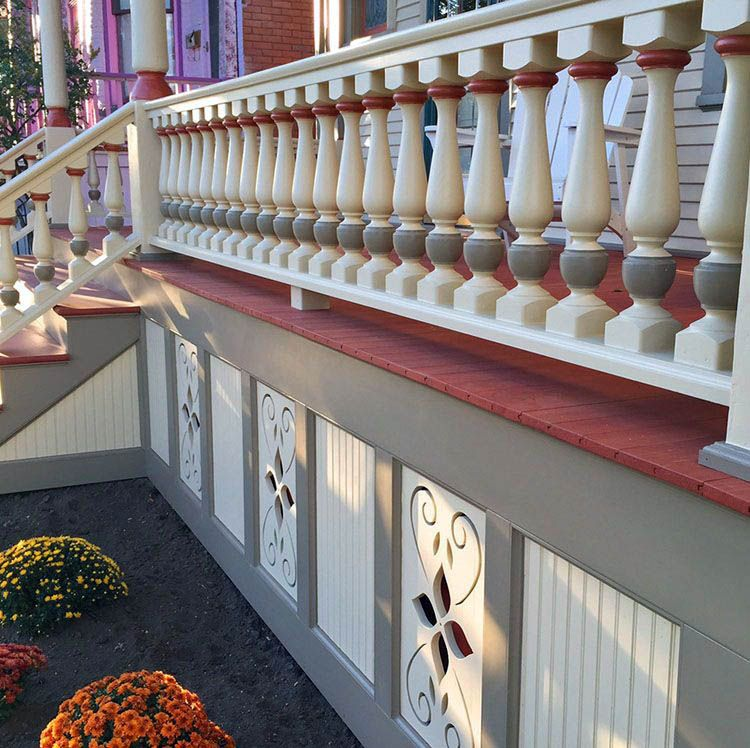 Ways To Decorate A Deck Railing Ideas Lowes Only In Interioropedia