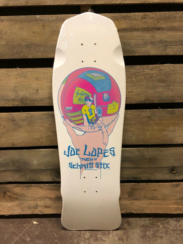 Details about Old School Schmitt Stix Joe Lopes Crystal Ball
