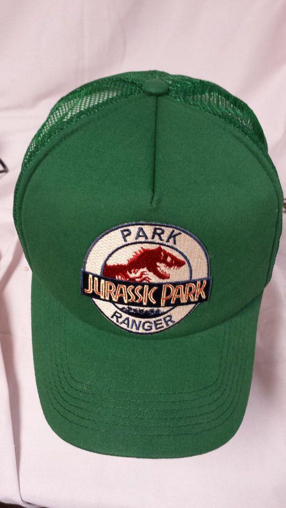 19d77c23e Details about Jurassic Park Movie Park Security Sci fi Patch ...