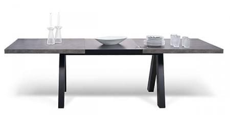 Apex Dining Table Compact Or Extendable 200 250 Cm X 100 Cm
