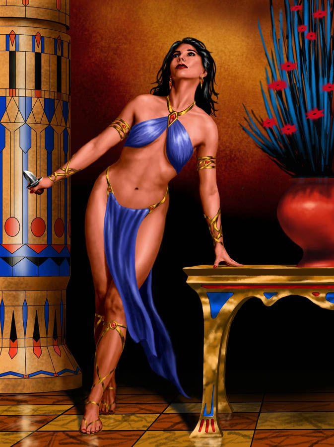 The Princess of mars dejah thoris cosplay