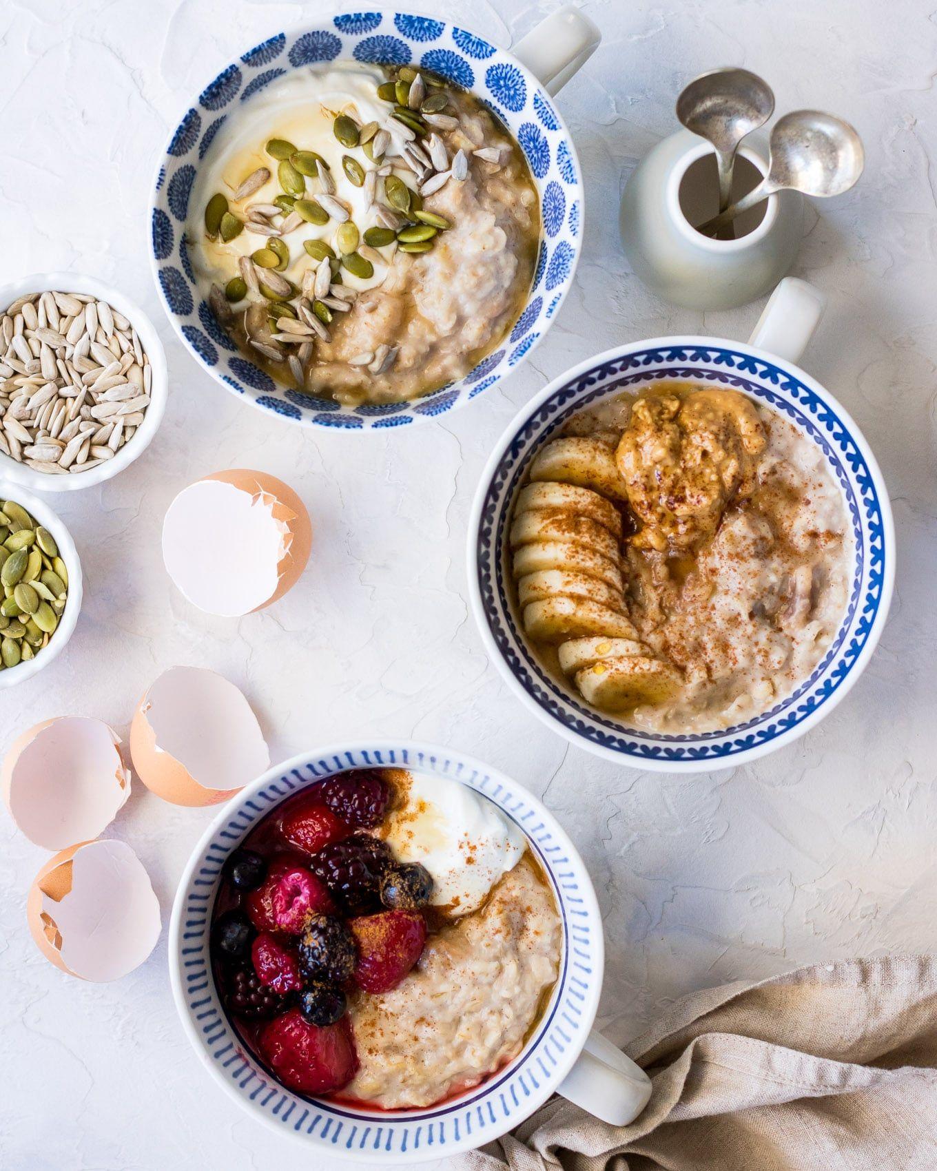 Protein Packed Banana Porridge images