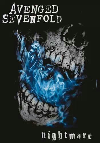 Avenged Sevenfold Nightmare A7x Avenged Sevenfold Wallpapers Avenged Sevenfold A7x
